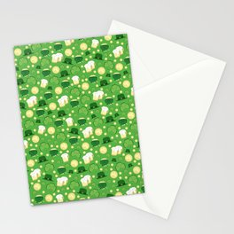 Saint Patrick's Party Stationery Cards