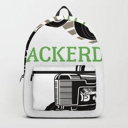 farmer farmer farmer tractor gate combine harvester Backpack