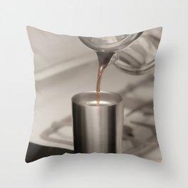 Morning Coffee Throw Pillow
