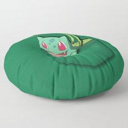 Bulba in the Poket Floor Pillow