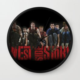 West Side Story  Wall Clock
