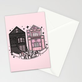 MY 2 MOODS Stationery Cards