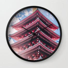 Tokyo 65 Wall Clock