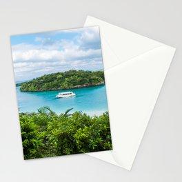 Kabira Bay Okinawa Stationery Cards