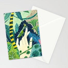 Jungle Praying Mantis Stationery Cards