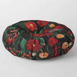 Botanical Garden Floor Pillow
