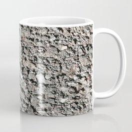 stone wall, fine-grained stone Coffee Mug