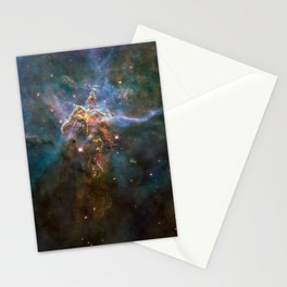 1133. Wide View of 'Mystic Mountain' Stationery Cards