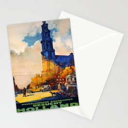 cartellone Besucht Holland Stationery Cards