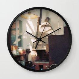 Stockholm: Skansen Workshop Interior Wall Clock