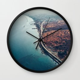 Above Amathus Wall Clock