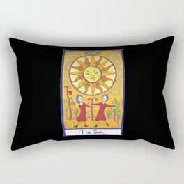 The Sun - Tarot Card Gift Rectangular Pillow