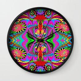 Shroomie Wall Clock