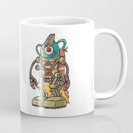 Robot USSR Coffee Mug