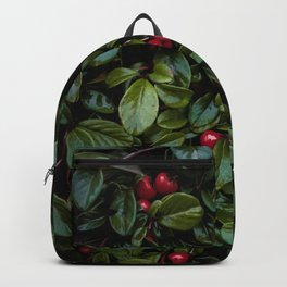 Christmas Cotoneaster Backpack