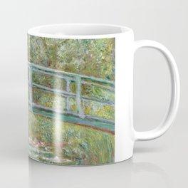 Monet, Water Lilies and Japanese Bridge, 1854 Coffee Mug