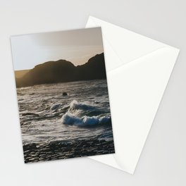 Giant's Causeway at Sunset Stationery Cards