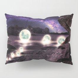 Moons Over My Hammy Pillow Sham