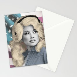 Americana Dolly Stationery Cards