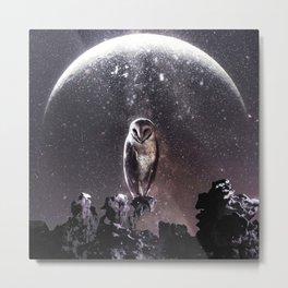 Moondust Metal Print