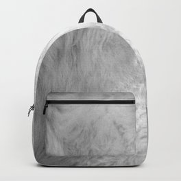 You Too Can Wear Fur! Backpack