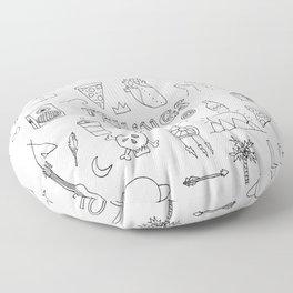 stuff & things Floor Pillow
