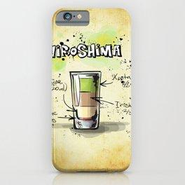 Hiroshima iPhone Case