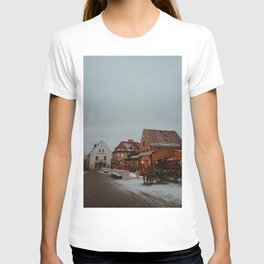 Stora torget, Visby, Island of Gotland  T-shirt