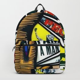 African American Center for Civil and Human Rights Mural photograph / photography  Backpack