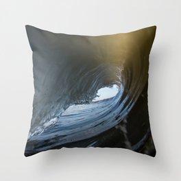 Complex Energy Throw Pillow