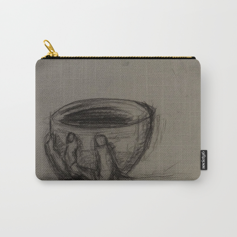 The Cup Carry-all Pouch by Leamantel CAP7763800