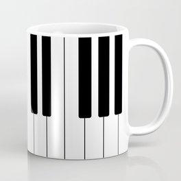 Piano Keys - Music Coffee Mug