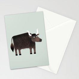 Slightly Sarcastic Yak Stationery Cards