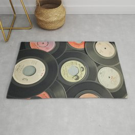 Sounds of the 70s II Rug