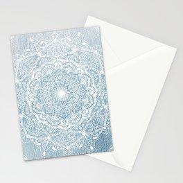 NATURE DETAILS MANDALA Stationery Cards