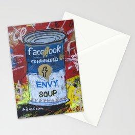 Envy Soup Preserves Stationery Cards