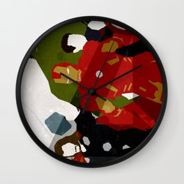 Avenge Wall Clock