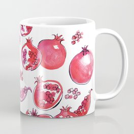 Summer of pomegranate Coffee Mug