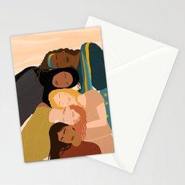"""""""Beauty"""" Stationery Cards"""