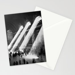 1935 Vintage New York City Grand Central Terminal Photographic Print Stationery Cards