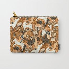 Cinnamon Pegasi Carry-All Pouch