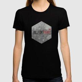 Hillfort Films goes Hexagon T-shirt