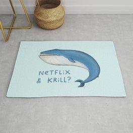 Netflix & Krill Rug