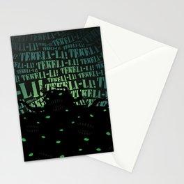 Lovecraft Shoggoth Stationery Cards