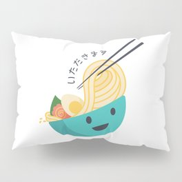Yummy Ramen Pillow Sham