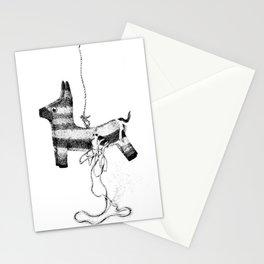 stick hits Stationery Cards
