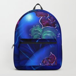 Abstract in perfection - Fertile Imagination Rose 2 Backpack
