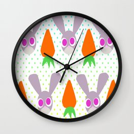 Smart and Cute Wall Clock