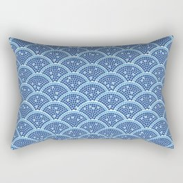 Mosaic Archs Rectangular Pillow