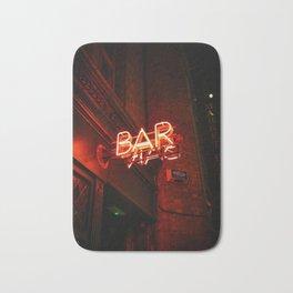 BAR (Color) Bath Mat